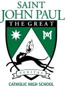 Saint John Paul Logo